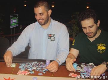 Ειδήσεις πόκερ | Σταύρος Κάλφας, Μίλτος Κυριακίδης