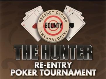 the hunter poker satellites regency casinos