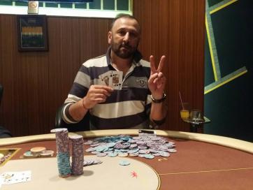 Δημήτρης Σαμαντσίδης τουρνουά Θεσσαλονίκης
