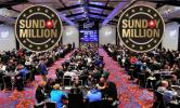 sunday million live poker casino