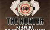 the hunter poker satellites regency casinos