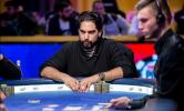 Ο Αλέξανδρος Κολώνιας στο τελικό τραπέζι του WSOPE 2019 Main Event