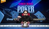 Ο Αλέξανδρος Κολώνιας μεγάλος νικητής του WSOPE 2019 Main Event